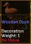 Wooden Duck - Shroud of the Avatar