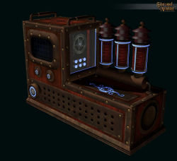 Aether Vibration Amplifier - Shroud of the Avatar