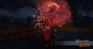 Replenishing Oracle Eye Sparkler Fireworks Box - Shroud of the Avatar