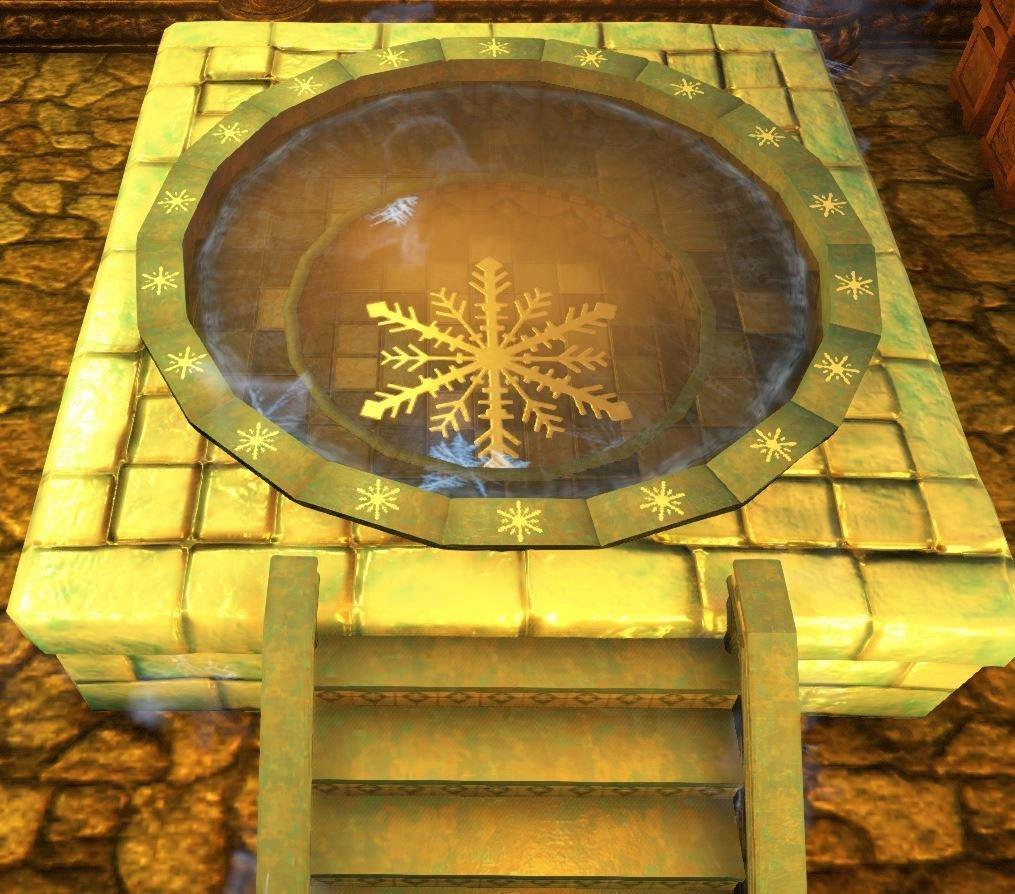 Ice Hot Tub - Shroud of the Avatar