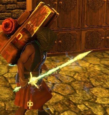 Virtue Ice Sword - Shroud of the Avatar