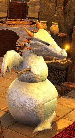 Snowdragon  - Shroud of the Avatar