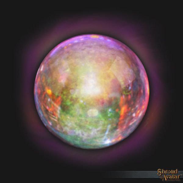 Noble's Magic Discourse Orb - Shroud of the Avatar