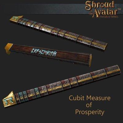 Cubit Measure of Prosperity - Shroud of the Avatar
