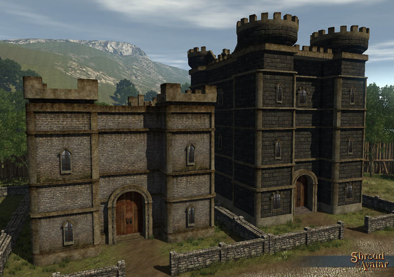 Knight Marshal Benefactor (Village Home) - Shroud of the Avatar