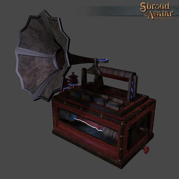 Phonograph - Shroud of the Avatar