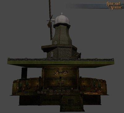 Village Stone Arena Basement - Shroud of the Avatar