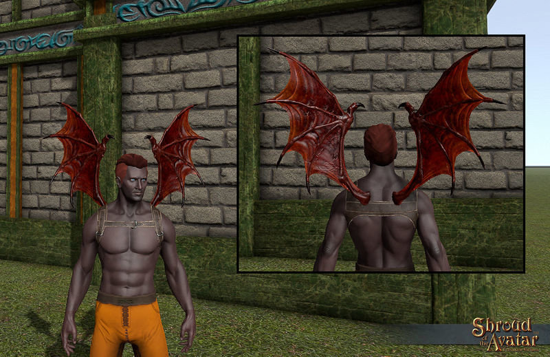 Demon Wings - Shroud of the Avatar