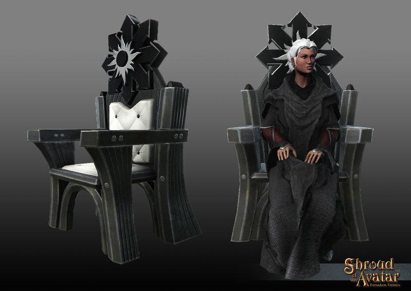 Darkstarr Chaos Throne - Shroud of the Avatar