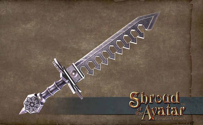 Darkstarr Dagger - Shroud of the Avatar