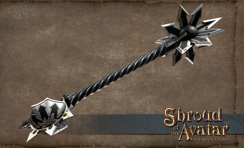 Darkstarr Morningstar - Shroud of the Avatar