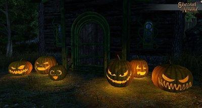 Grinning Jack O'lantern - Shroud of the Avatar
