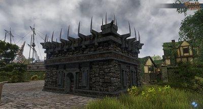 Obsidian (Village Home) - Shroud of the Avatar