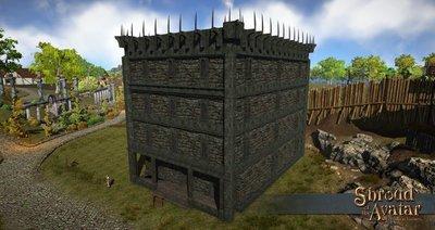 Obsidian Inn (Village Home) - Shroud of the Avatar