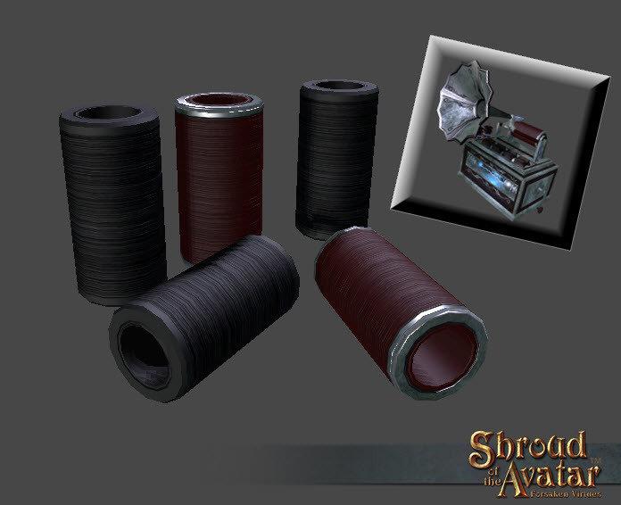 Wax Cylinder - The Armless Lad - Shroud of the Avatar