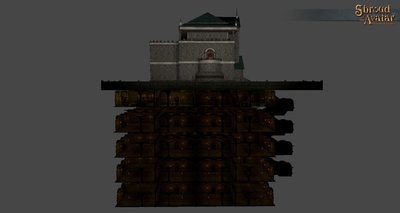 City Stone 2-Story Basement - Shroud of the Avatar
