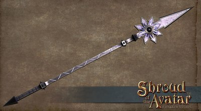 Darkstarr Spear  - Shroud of the Avatar