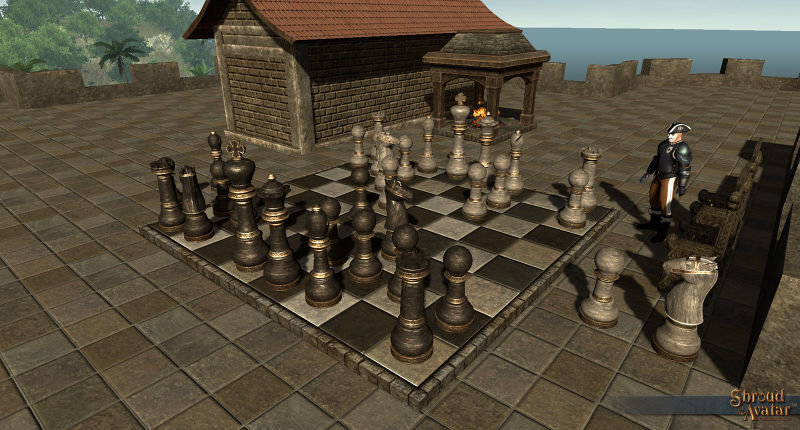 Chess Set - Shroud of the Avatar