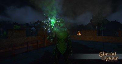 Replenishing Green Sparkler Fireworks Box - Shroud of the Avatar