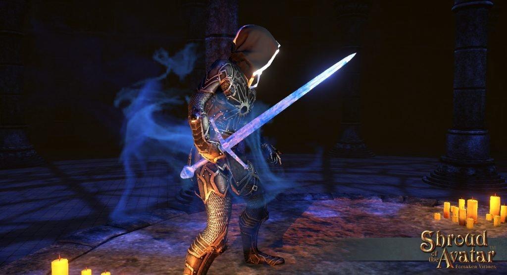 Aether Sword - Shroud of the Avatar