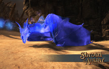 Mounted Aether Dragon - Shroud of the Avatar