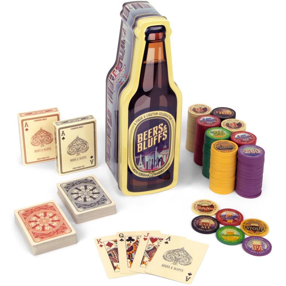 22MM Mini Poker Chips - 50/Tube