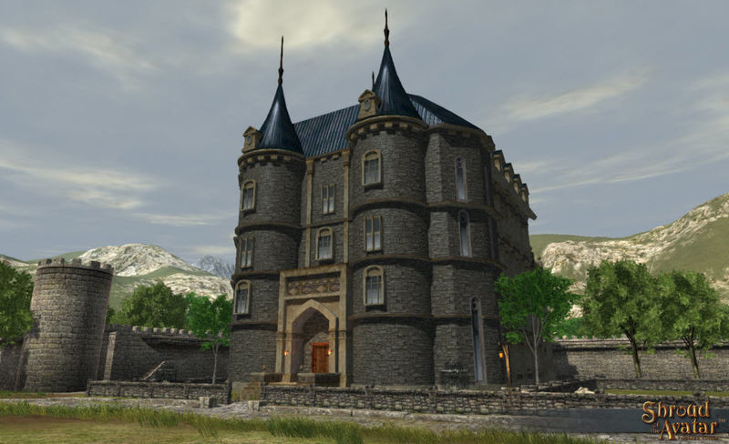 FOUNDER CASTLE TAX-FREE PLACE ANYWHERE DEED PACKAGE - Shroud of the Avatar