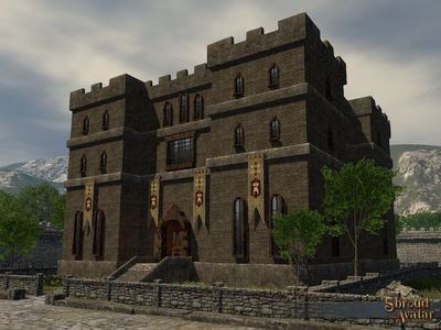 Duke Benefactor Tax-Free Keep Deed (Land Only) PACKAGE with EXTRAS - Shroud of the Avatar