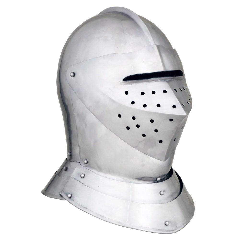 English Close Helmet