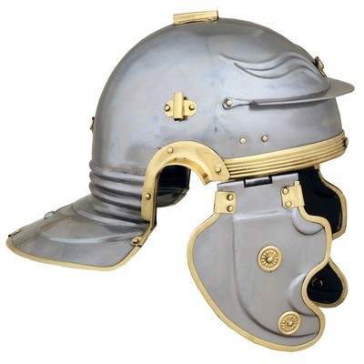 Gallic 'F' Roman Helmet (Becancon)
