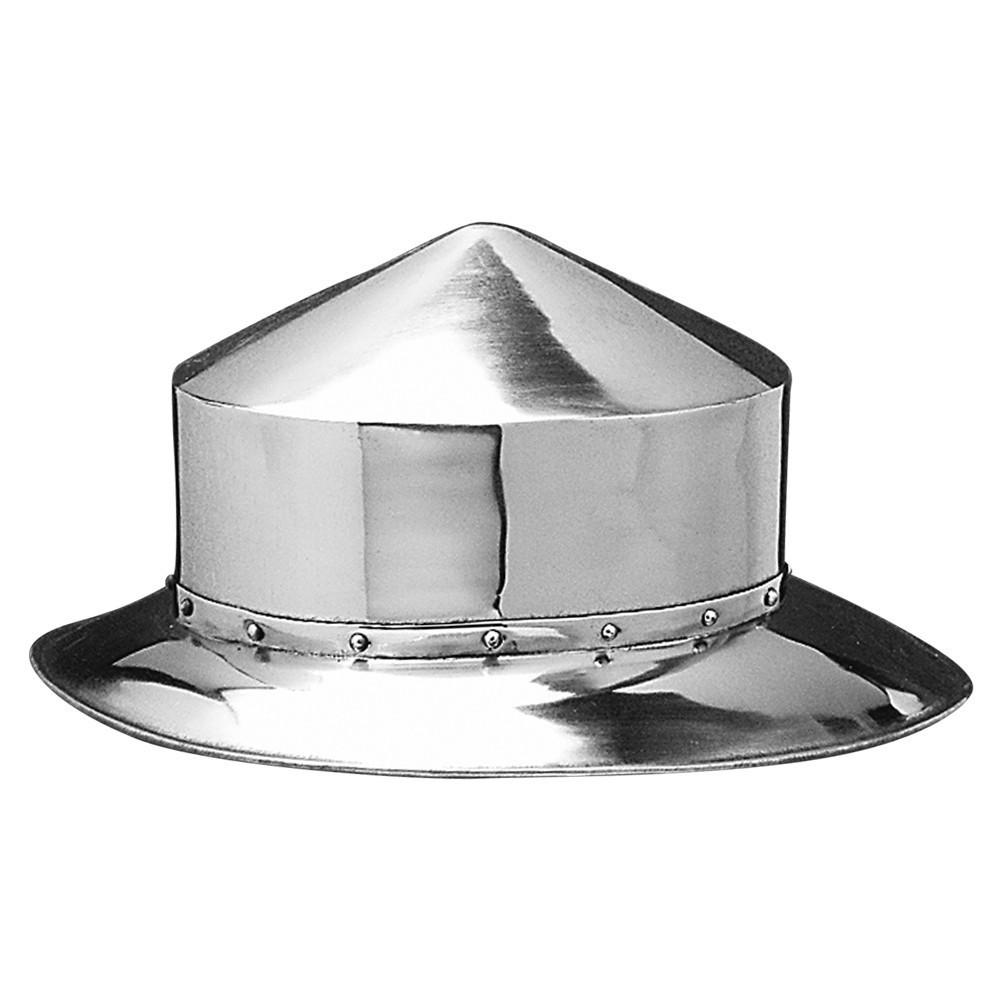 Kettle Hat Medieval Helm