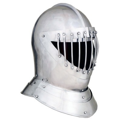 English Close Helmet (Combat)