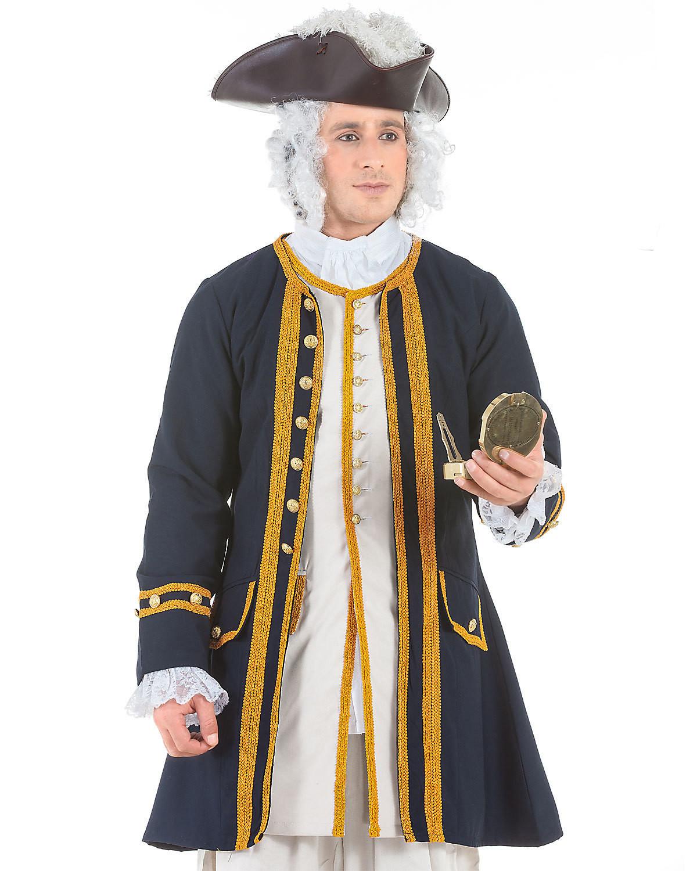 Admiral Norrington Coat