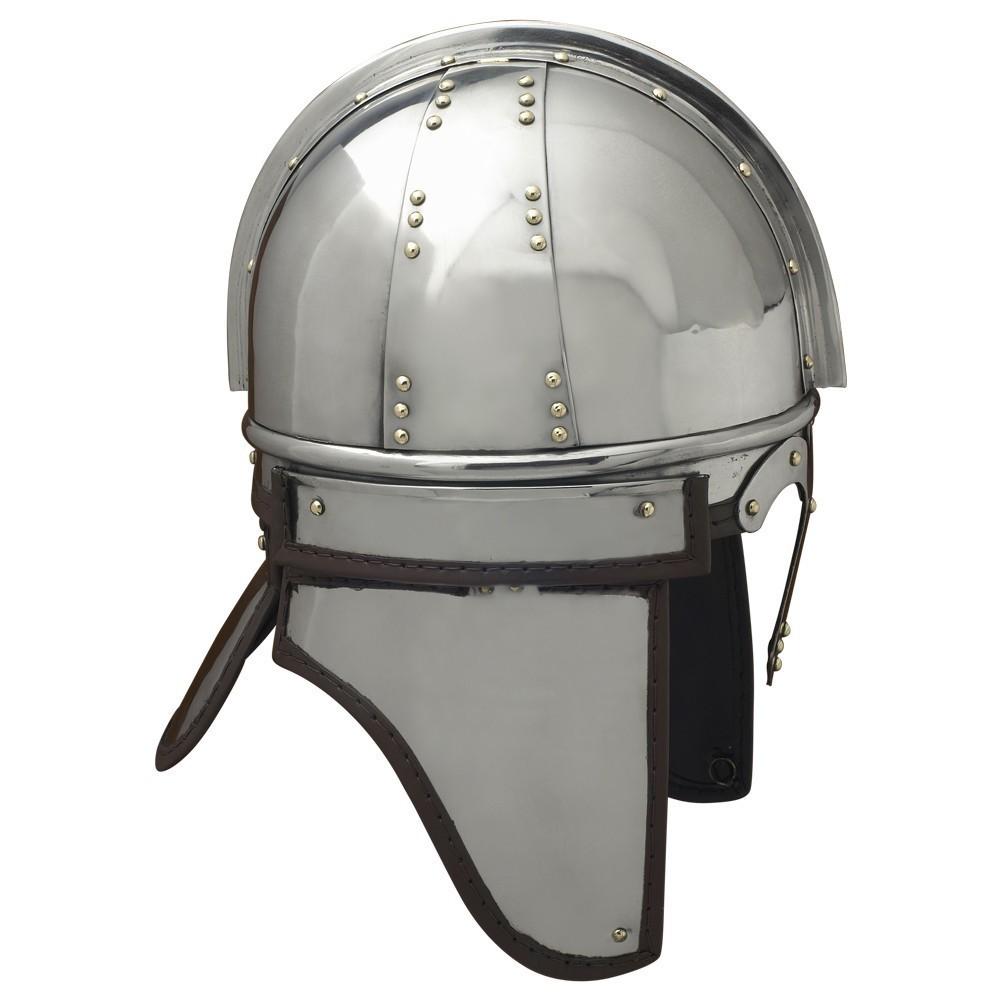 "Late Roman ""Burgh Castle"" Cavalry Helmet"