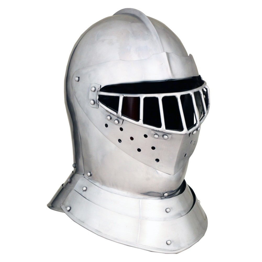 English Close Helmet (Tournament)