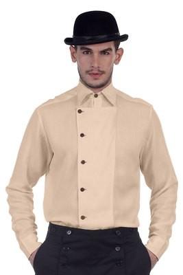 Ulysses Side-Button Shirt