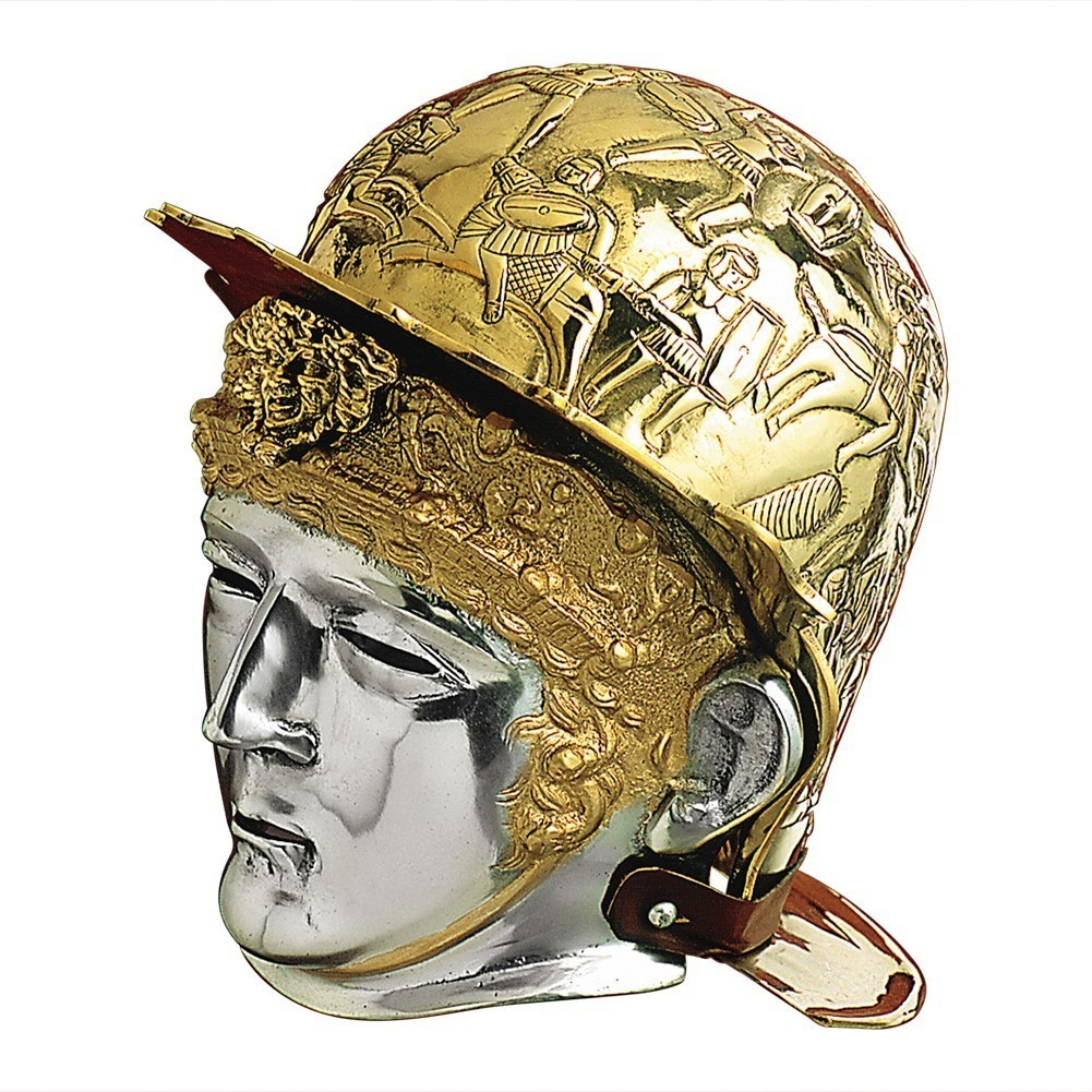 Ribchester Calvary Face Roman Helmet
