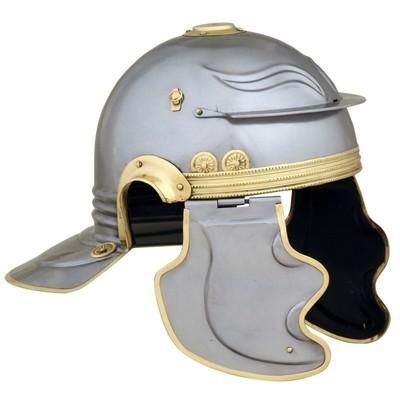 Gallic 'F' Roman Helmet from River Cupa (Sisak)