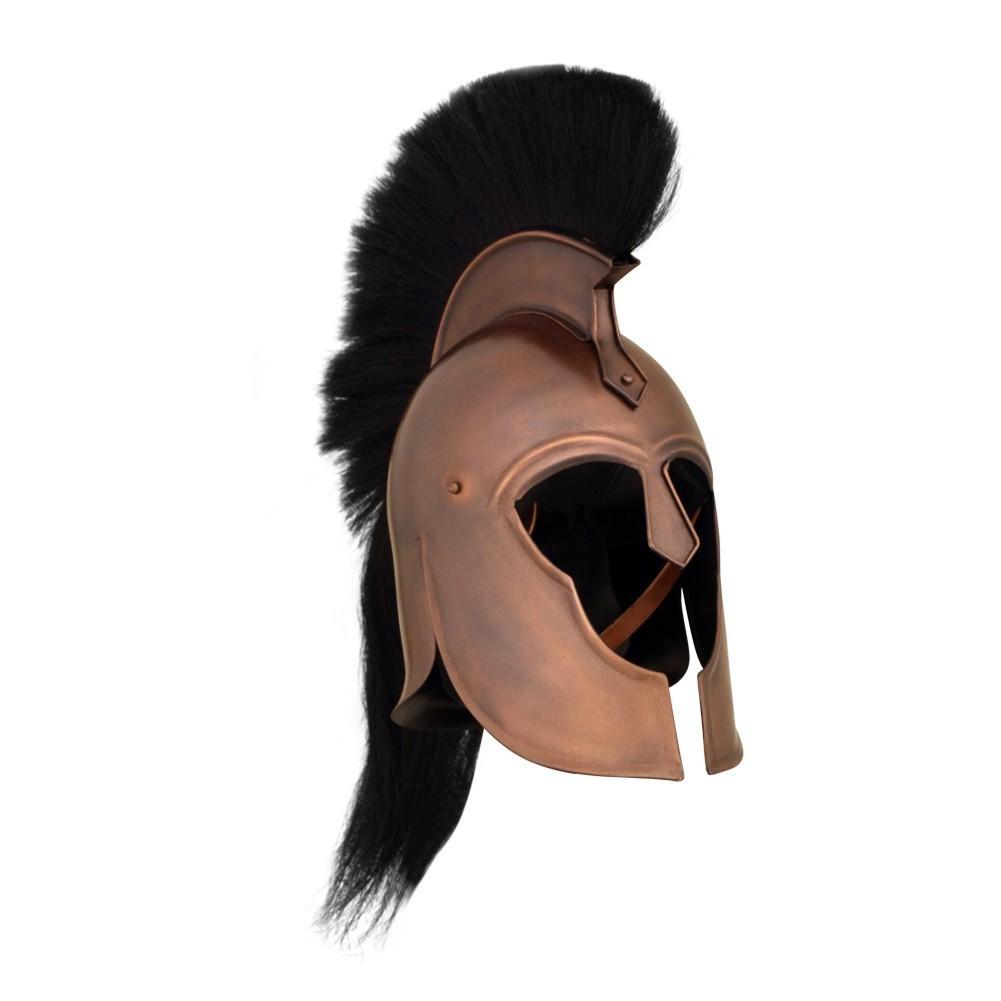Trojan War Helmet - Bronze