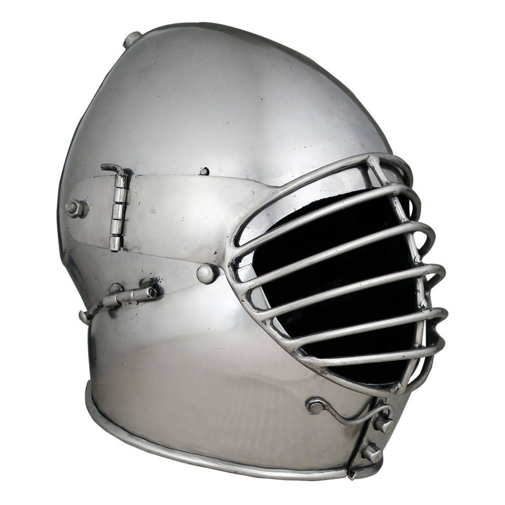 Dog Face Helmet With Grill
