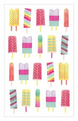 Dessert Stickers