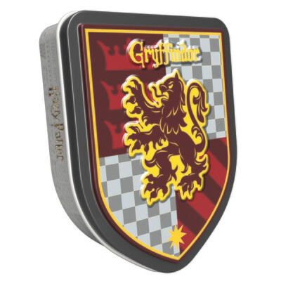 Jelly Belly Harry Potter House Crest Candy Tins