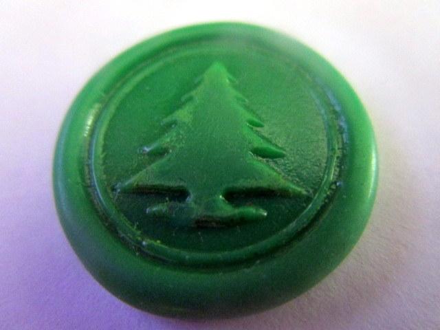 Christmas Wax Seals (set of 10)