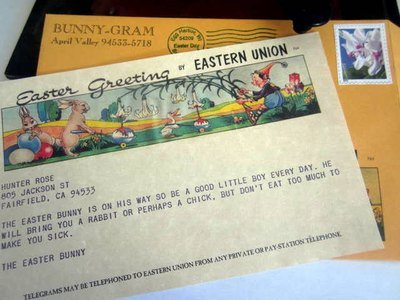 Easter Telegram