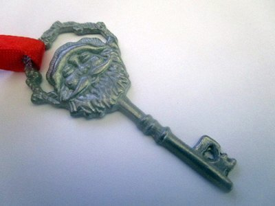 Magic Santa Claus Key