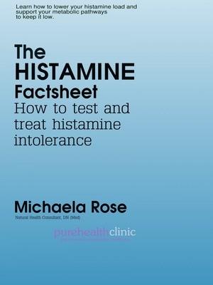 Histamine Factsheet