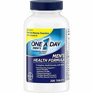 One A Day Mens's Multivitamin, Supplement