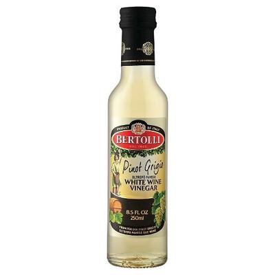 Bertoli Pinot Grigio White Wine Vinegar