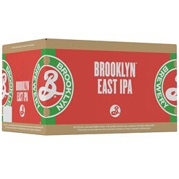 Brooklyn East IPA Beer (case)