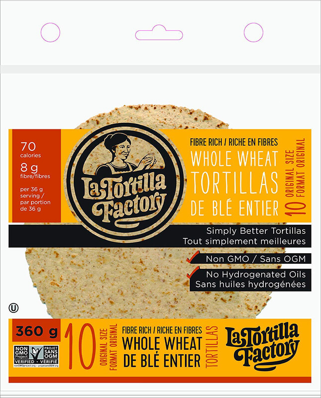 La Tortilla Factory Low Carb